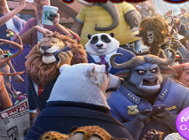 Zootopia Find Smiley