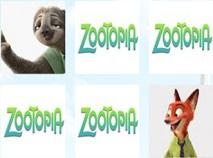 Zootopia Joc de Memorie