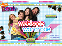 iCarly Webisode Wardrobe